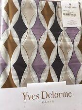 Yves Delorme GABRIEL PARMA SATIN DOUBLE FLAT Sheet