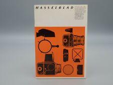 Original 1965 'HASSELBLAD SYSTEM ' Camera Brochure