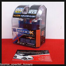 2 Lampadine alogene XTEC H4 4700K Blue Laser luce bianca lampade 12V 55W auto