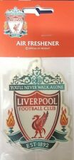 OFFICIAL LIVERPOOL FC AIR FRESHENER (DESIGN 1)