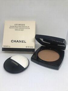 Chanel Les Beiges Healthy Glow Luminous Colour Medium Deep