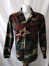 giacca jacket uomo fantasia cotone sfoderato taglia 48