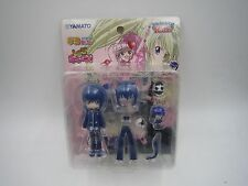 Anime Manga Shugo Chara Ikuto & Yoru Decorachu Dress-Up Figure Yamato Japan