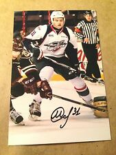 Mikhail Sergachev SIGNED 4x6 photo WINDSOR SPITFIRES / TAMPA BAY LIGHTNING #3