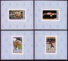 Olympics Nigerien Stamps