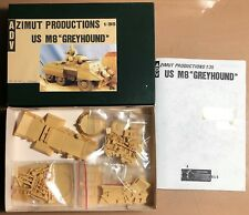 "ADV AZIMUT PRODUCTION 35026 - US M8 ""GREYHOUND"" - 1/35 RESIN KIT"