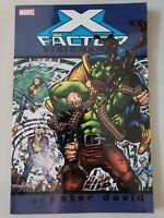 X-FACTOR VISIONARIES: PETER DAVID TPB Vol 2 2007 MARVEL COMICS NEW UNREAD
