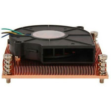 Evercool LGAL2011A-B715 Intel Xeon E3/E5 Family 1U Copper Active CPU Cooler