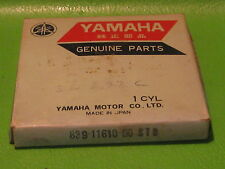 YAMAHA SL292 '71 SM292 '73-74 GS300 PISTON RINGS STD. SIZE OEM #839-11610-00