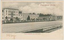 PIAZZOLA SUL BRENTA - VILLA CAMERINI GIA' CONTARINI (PADOVA) 1912