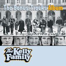 THE KELLY FAMILY - THE BONUS-TRACKS ALBUM   CD NEU