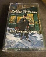 Robbie Williams ~ The Christmas Present Green Cassette SEALED, NEW ~ EXCLUSIVE!