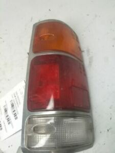 Driver Left Tail Light Chrome Fits 88-95 ISUZU PUP (PICKUP) 418382