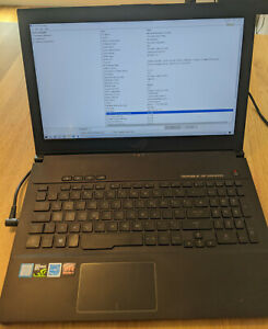ASUS ROG Zephyrus M 1TB+256GB SSHD, Intel i7-8750H. 2.2 GHz, 32GB Gaming Laptop