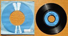 RARE SP PROMO de 1977 de Catherine RIBEIRO (Edith PIAF) Chez Philips N° 6837 442