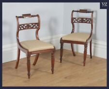 Mahogany Regency Dining Chairs Antique Chairs