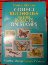Sg Collect Butterflies On Stamps 1st Edition 1991 (Id:Lit519)