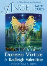 Angel Tarot Cards by Doreen Virtue Book With Other Items