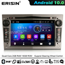 Android 10.0 Autorradio Opel Zafira Astra Vectra Corsa Signum DAB+BT DVD CarPlay