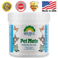 Pet Mate Cat Probiotics Digestive Supplements For Cats 5oz