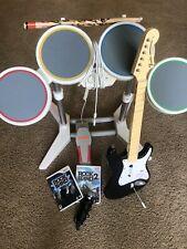 wii rock band bundle