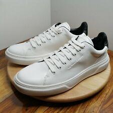 Men's Kurt Geiger White Frankie Sneakers Uk9/43