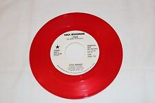 Steve Wariner  Color Vinyl  Promo 45-LYNDA STEREO
