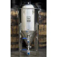 Half bbl 17 Gallon Conical Fermenter Ss Brew Tech Stainless Chronical Conical Ss