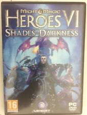 Heroes 6 Might and Magic Shades of Darkness PC