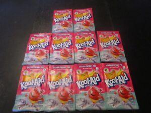 Kool-Aid Drink Mix Sharkleberry Fin 10 Count