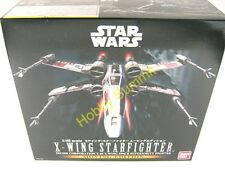 1/48 Bandai STAR WARS  X-WING STARFIGHTER T-65 w/ MOVING WINGS & LIGHTS & SOUNDS