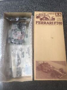NEW BOXED 1/10 F103 F-1 RC F1 TAMIYA FERRARI F310 BODY PARTS SET RARE NOT F310B