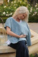 Brand New L'ovedbaby Nursing Shawl Cover Blue