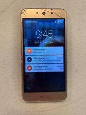 BLU Vivo Gold Smartphone  Works  See description