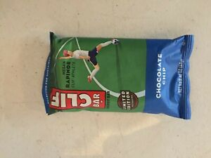120 Clif Bars Chocolate Chip protein nutrition energy protein