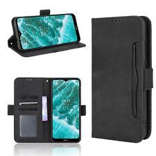 For Nokia G50 XR20 C30 C01 PLUS X10 X20 Multi-Card Slot PU Leather Wallet Case