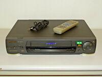 Panasonic NV-HD645 6-Kopf Videorecorder, inkl. FB, 2 Jahre Garantie