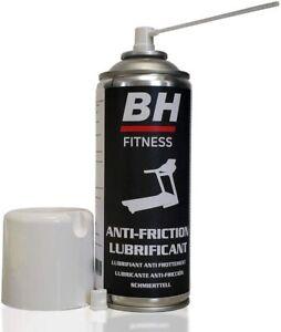 BH Fitness - Spray lubricante para cintas de correr - 400ml - Compatible con...
