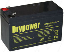 12SB7.2P-F1 12V 7.2Ah SLA Battery Rp  HGL7.2-12 FG20721 DC7-12 CB12V7.5AH