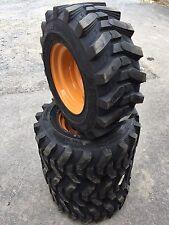 12 165 Hd Skid Steer Tireswheelsrims Camso Sks532 12x165 For Case 1845c Etc