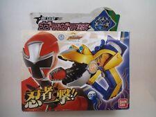 Bandai Japan Shuriken Sentai Ninninger DX Gamagama Gun Power Rangers Ninja Steel
