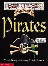 Horrible History: Pirates by Terry Deary (Paperback)-9780439955782-G024