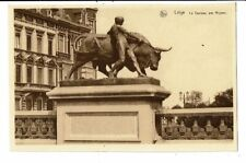 CPA-Carte Postale-Belgique- Liège-Le taureau par Mignon  VM7191