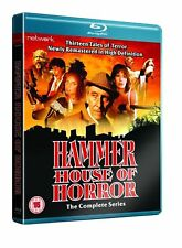 Blu Ray HAMMER HOUSE OF HORROR the complete series. New sealed + slip cover.