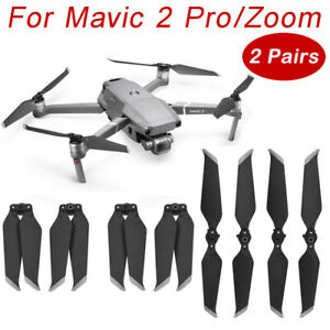 4x Durable Propellers Blade Quiet Props 8743F Low Noise for DJI Mavic 2 Pro Zoom