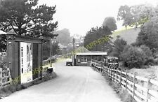 Tetbury Railway Station Photo. Culkerton, Rodmarton and Kemble Line. GWR. (4)