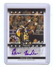 DRAE BOWLES - Tennessee Chattanooga / Volunteers 2012 Leaf Army AUTOGRAPH RC
