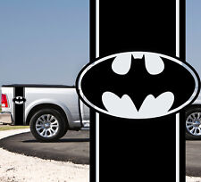 Batman Superhero GMC Dodge Toyota Bed Racing Stripes Truck Decals Stickers Set