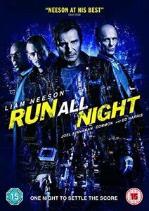 Run All Night [DVD] [2015] [DVD][Region 2]