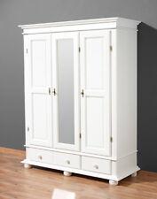 Kleiderschrank weiß landhausstil 3 türig  Dielenschrank Weiß Schränke & Wandschränke | eBay
